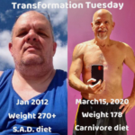 Brett before after carnivore diet results anxiety 4