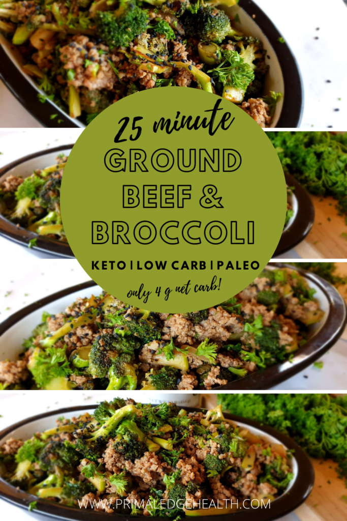 beef and broccoli recipe easy dinner 30 minutes one pan 2