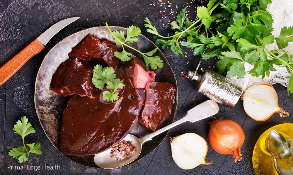 health benefits of grass fed liver