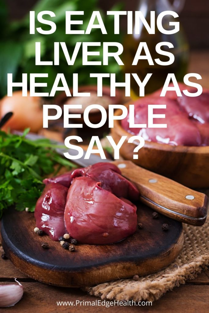 is liver healthy beef chicken lamb