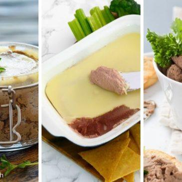 Easy liver pate recipes