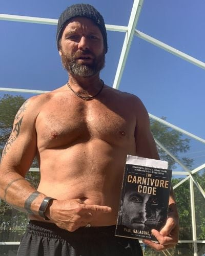 Eric recover from PTSD carnivore diet fat loss
