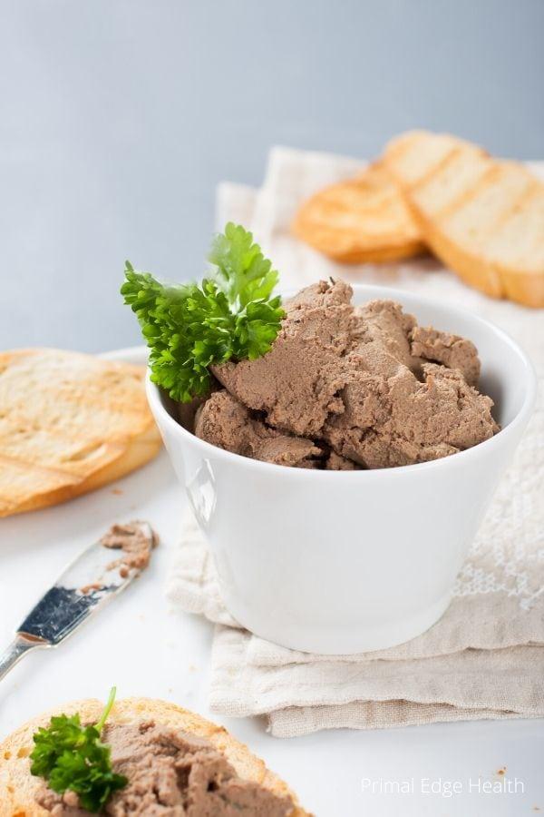 carnivore chicken liver pate recipe
