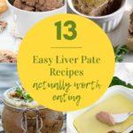easy keto carnivore paleo liver pate recipes