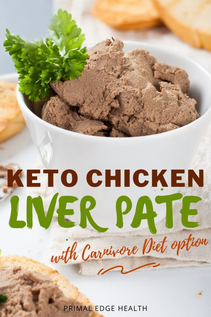 keto pate without alcohol