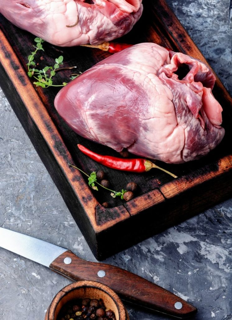health benefits of eating organ meats