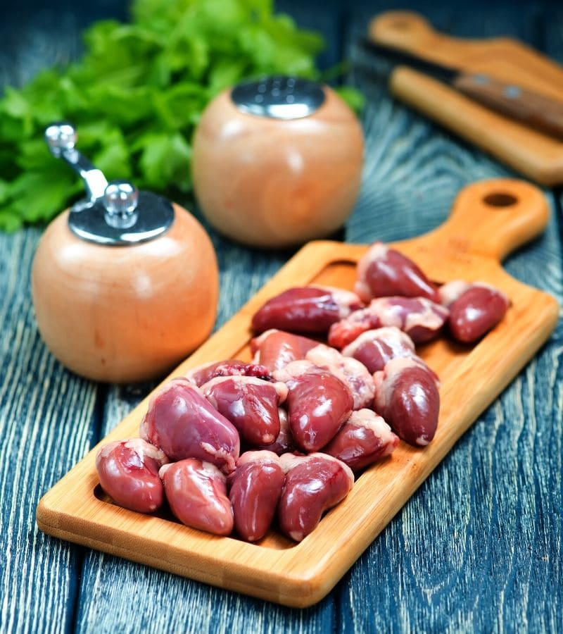 health benefits of organ meats