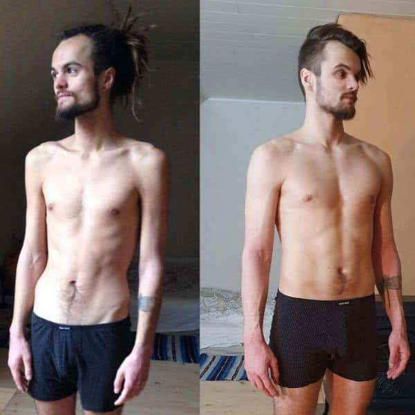 before after carnivore diet results Tannel