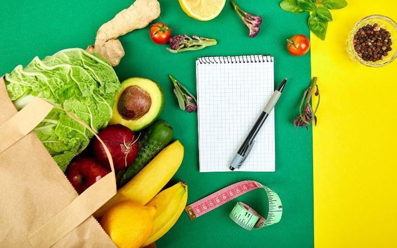 tracking macros counting calories