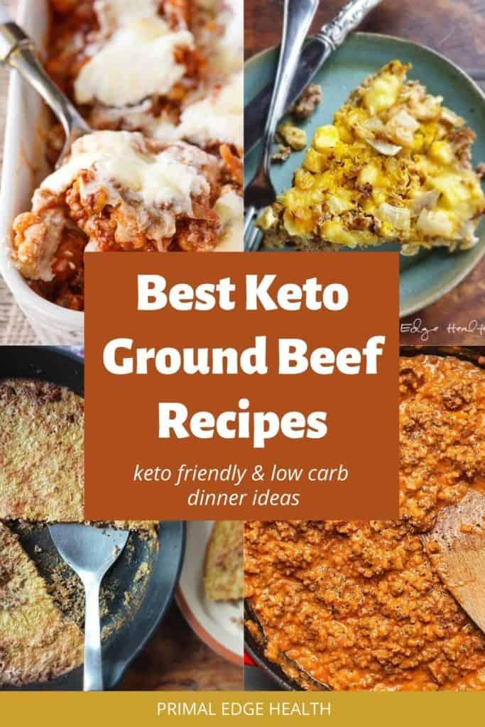 Best Keto Ground Beef Recipes