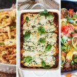 Keto Pasta Alternatives + 30 Recipes for How to Use Them
