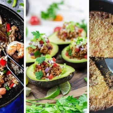easy keto meals with ground beef