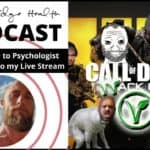 Call of Duty Soy Ops: Reacting Live to Psychologist Reacting Live to my Live Stream