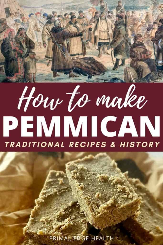 How to make pemmican recipes