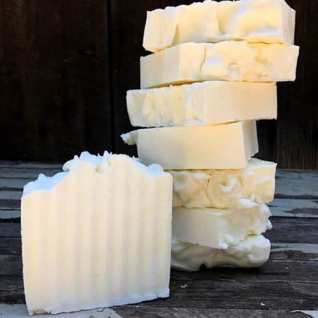 easy beef tallow soap