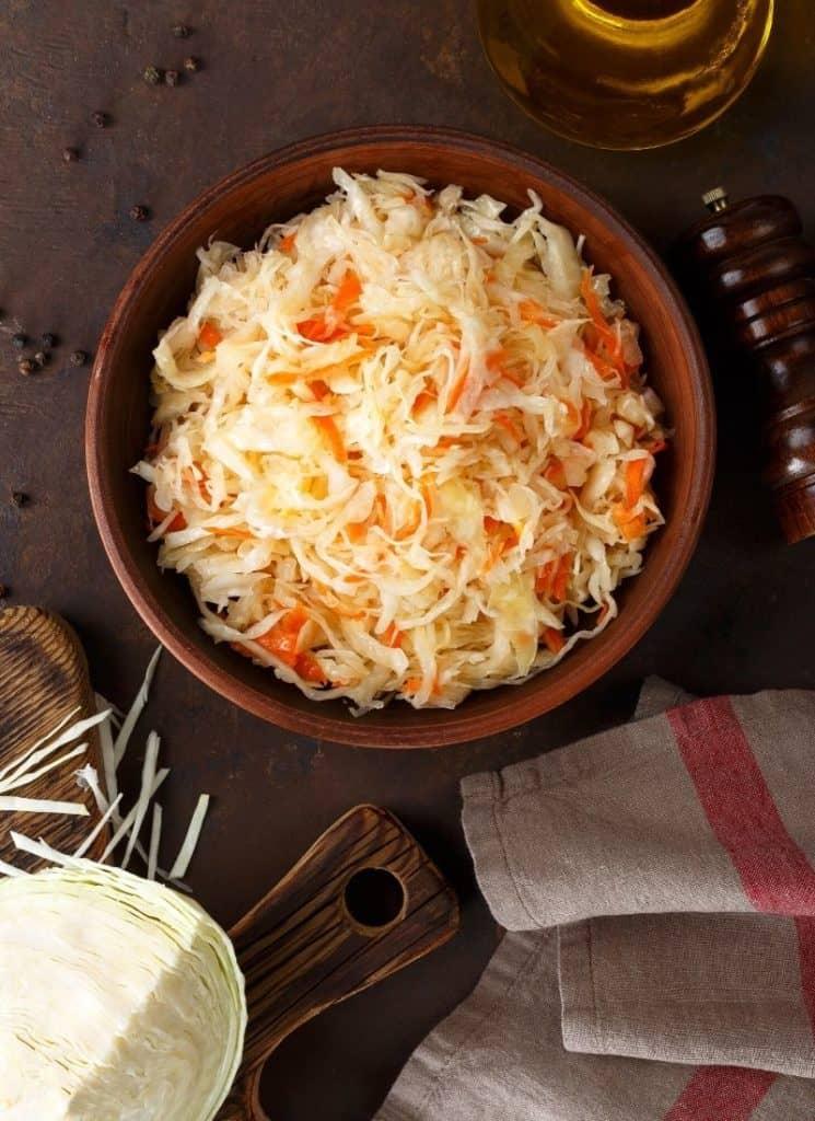 fermented keto side dish