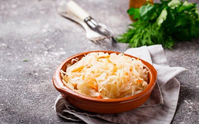 sauerkraut flavor variations