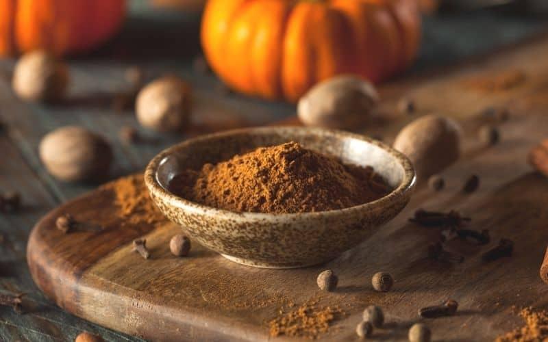 best low carb pumpkin bread spices
