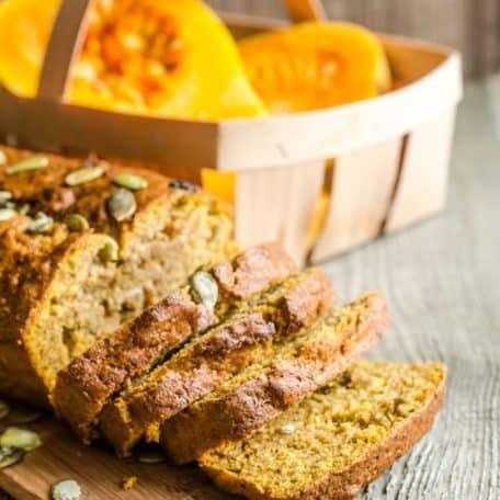 low oxalate pumpkin bread recipe