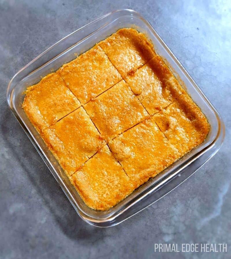zero carb cake recipe