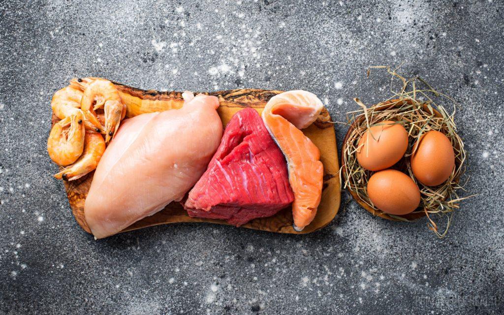 carnivore meal prep challenge