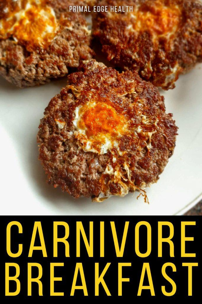 easy Carnivore Breakfast idea