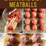 Strict Carnivore Meatballs
