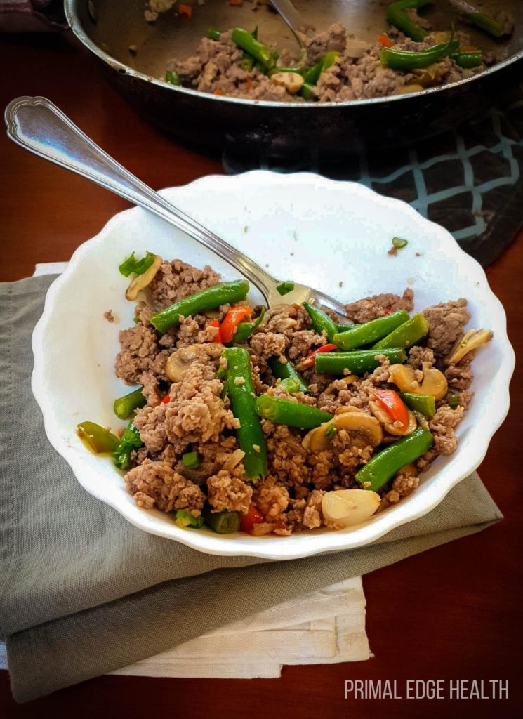quick and easy stir fry