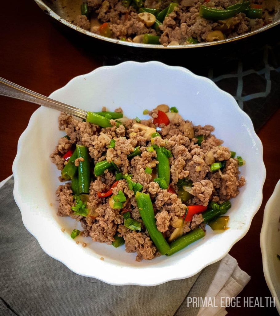 keto dinner ideas with ground beef