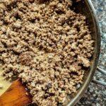 Carnivore Stroganoff Recipe with Ground Beef