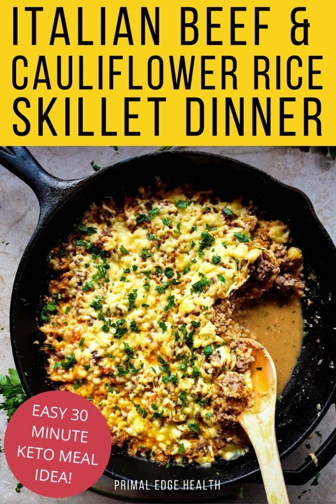 beef and rice skillet dinner recipe