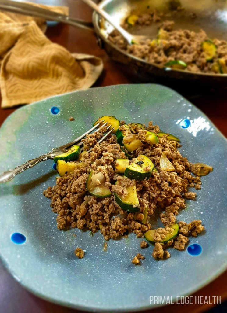 easy ground beef keto recipes