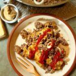 Keto Cheeseburger Skillet Dinner Recipe