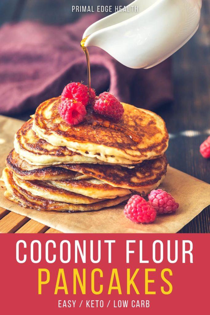 easy keto pancakes recipe