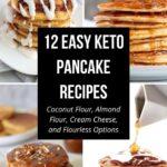 12 Keto Pancake Recipes (Coconut Flour, Almond Flour, Cream Cheese, and Flourless Options)