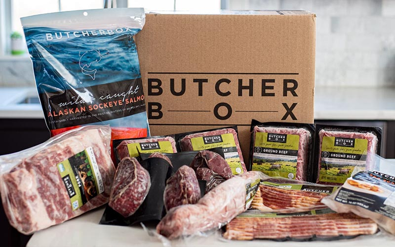 Butcher box plans and prices