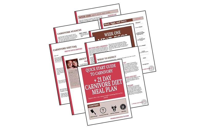 carnivore guide pdf